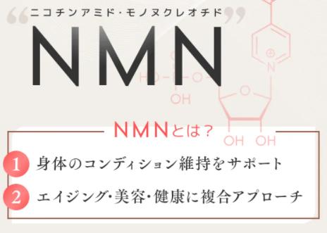 NMNの効果について